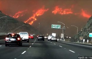 Northern California fire grows overnight