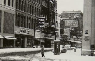 HAUNTED: A chilling past in downtown Binghamton brings about old superstitions
