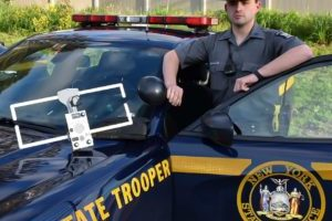 Trooper finds missing autistic child in minutes with location technology