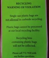 City of Binghamton starting new sticker system to ensure proper recycling