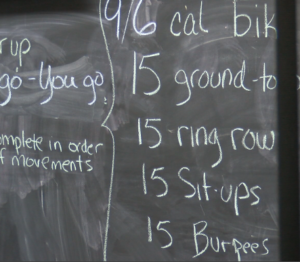Local crossfit gym honors young girl after her battle with cancer