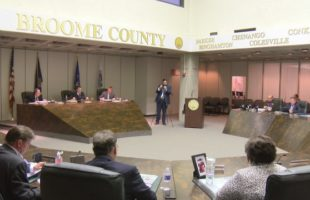 Broome County legislature passes two resolutions regarding Deposit police force and Bluestone wind farm project