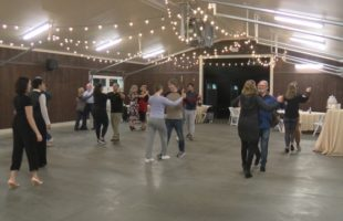 Binghamton University students offer ballroom dancing class to the community