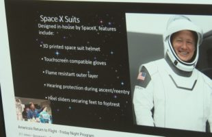 Kopernik Observatory's first live stream educates community on upcoming SpaceX launch