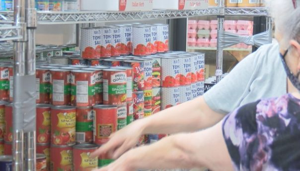 Open Door Mission tackles food insecurity during pandemic