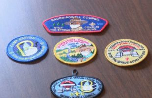 Boy Scout council uses patches to help prevent virus spread