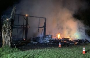 Damascus home destroyed in early-morning fire